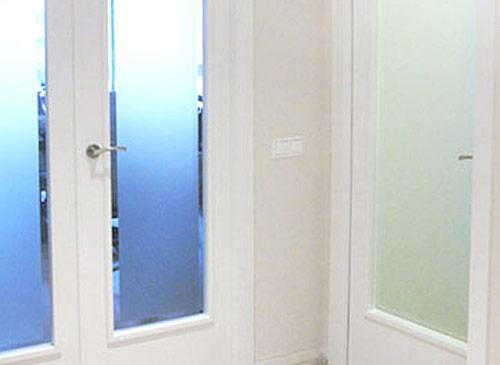 Puertas puertas correderas cristal precios decoraci n - Cristales puertas interiores ...